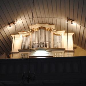 Löberitz - Orgelprospekt