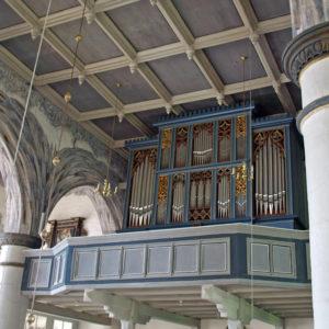 Eisfeld – Orgel und Gesang