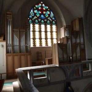 Pöggstall - Orgelprospekt